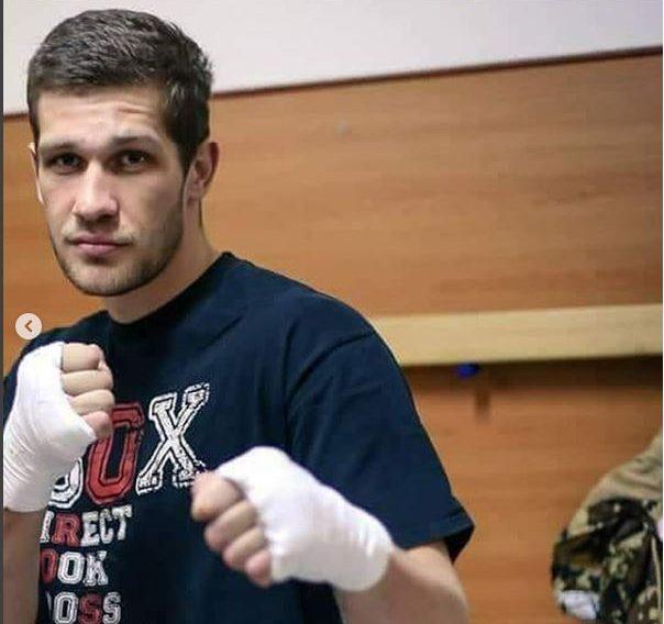 Radek Giessmann, trenér boxu